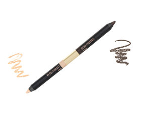 BeautyDrugs Double Eye Pencil Двойной карандаш для глаз Nude/Ombre 02