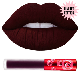 Помада VELVETINES BLOODMOON  LIME CRIME