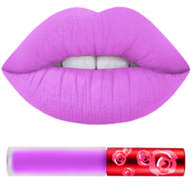 Помада VELVETINES RAVE  LIME CRIME