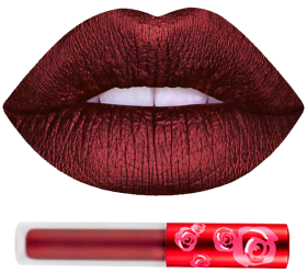 Помада METALLIC VELVETINES ECLIPSE  LIME CRIME