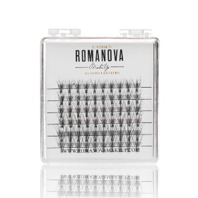 Пучки F F-LONG MINI Romanovamakeup