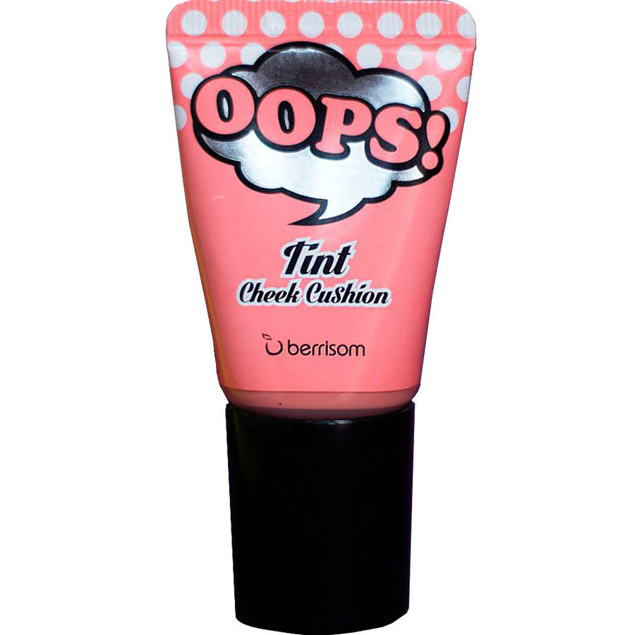 Berrisom румяна OOPS! Tint Cheek Cushion Cream Peach – персиковый