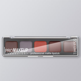 PROMAKEUP laboratory TIL MIDNIGHT Палетка помад
