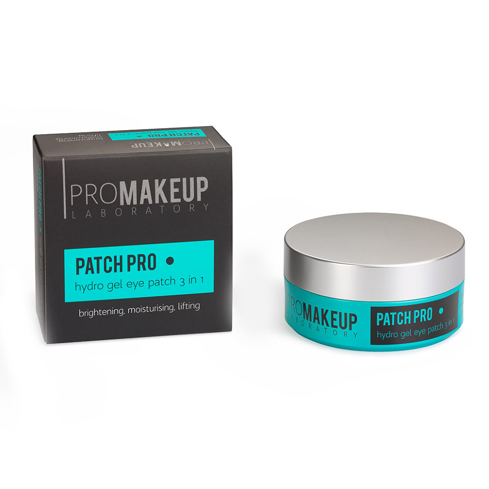 Гидрогелевые патчи для лица Patch Pro 3in1 PROMAKEUP laboratory