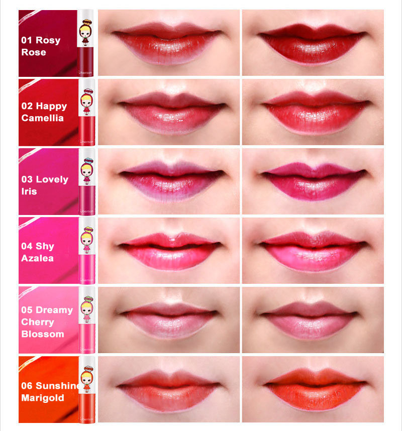 Berrisom Oops Angel Lip Tatoo тинт для губ