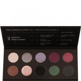 Палетка теней Smoky And Shiny Pressed Eyeshadows Palette AFFECT 25 гр.
