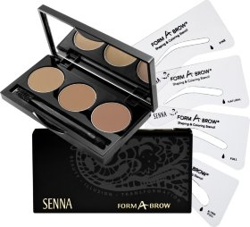 SENNA Form-A-Brow Blonde Kit Набор для бровей