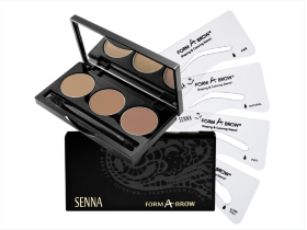 SENNA Form-A-Brow Kit Blonde Набор для бровей