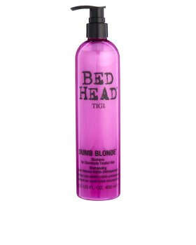 TIGI BED HEAD Dumb Blonde Шампунь для блондинок 400 мл