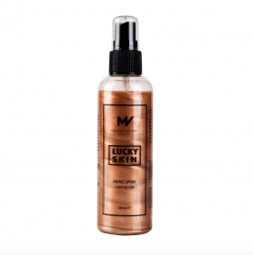 MV BEAUTY Фиксирующий спрей FIXING SPRAY SHINE ALL DAY