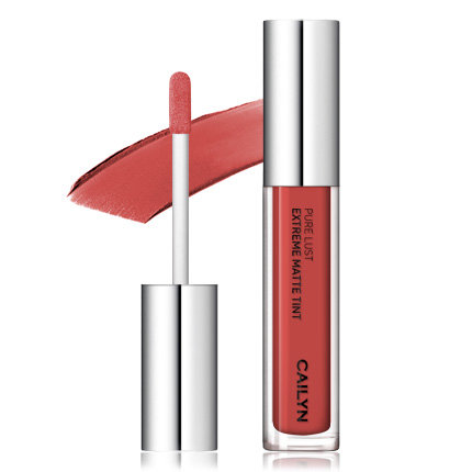 CAILYN Pure Lust Extreme Matte Tint Матовый тинт для губ 02 ROMANTICIST
