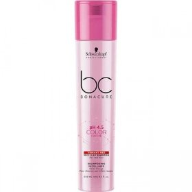 BC Bonacure Color Freeze Red Shampoo Золотистый шампунь 250ml