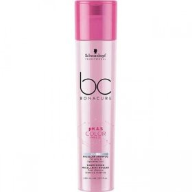 BC Bonacure Color Freeze pH 4.5 Silver Shampoo Нейтрализуюший шампунь 250ml