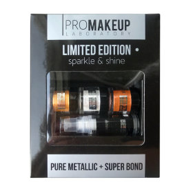 Набор Pure Metallic Limited edition PROmakeup laboratory
