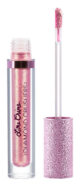 Жидкий глиттер DIAMOND CRUSHERS  СHEAP THRILL Lime Crime