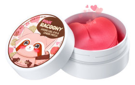 Патчи Pink Racoony Hydro-Gel Eye & Cheek Patch